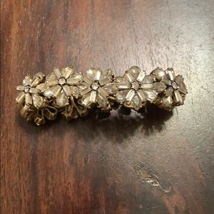 Jcrew stretch gem bracelet